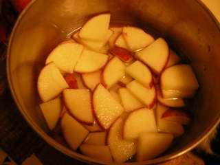 potatoes cooking