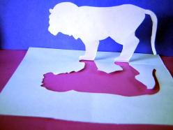 papercut lions