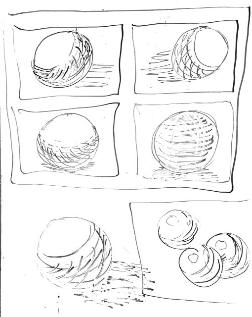 apples N spheres lesson 3