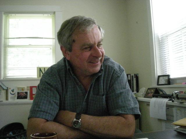 Bill Hahn (photo by Catinka Knoth