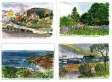 Camden Maine card set