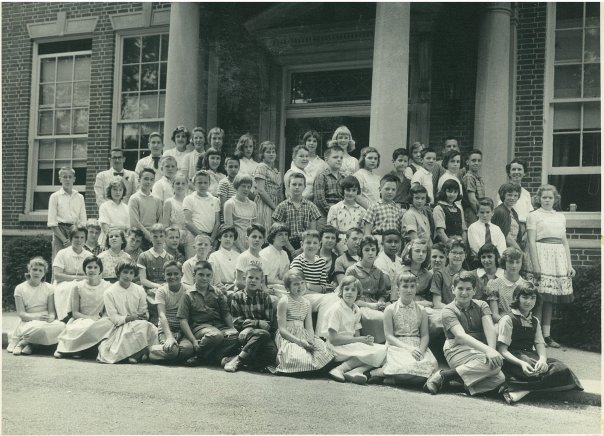 photo - 6th grade, (H.S. grad class of '66) Edgemont Elementary school, Montclair NJ