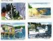 Owls Head Maine card set